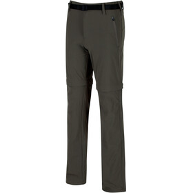 Regatta Xert II Stretch Zip of Trousers Men roasted